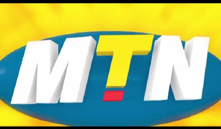 MTN Nigeria official logo
