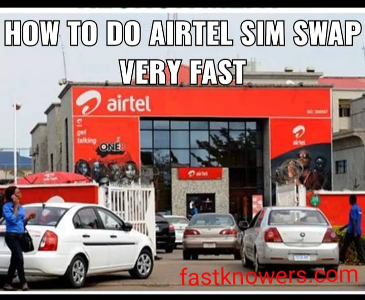 How to do Airtel sim swap very fast and correctly like an expert person.