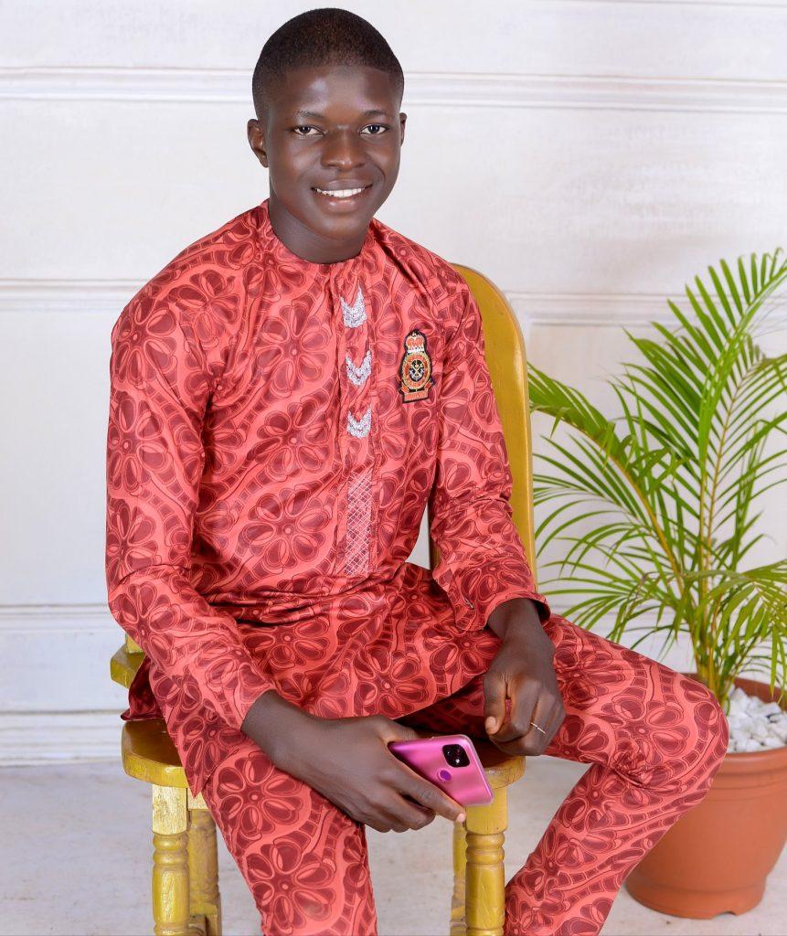 Abdulrazaq Yahaya, the founder of Fastknowers