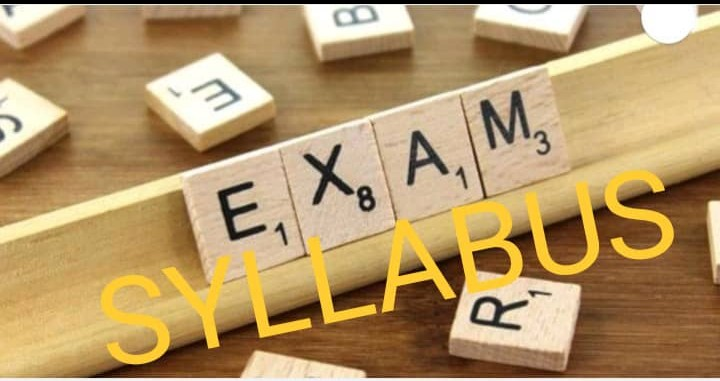 JAMB syllabus for every subject in 2021