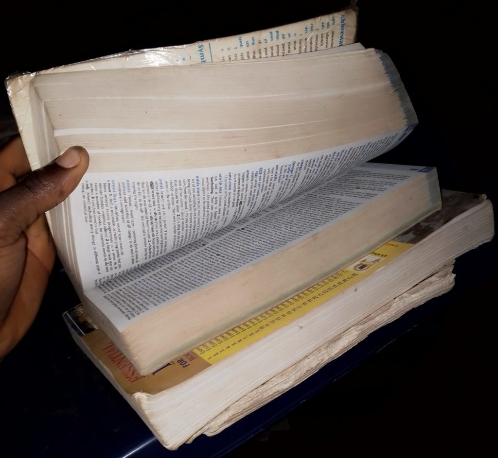 Recommended books to study for JAMB examination in 2021.