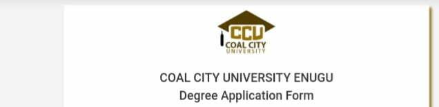 Post UTME registration of Coal City University