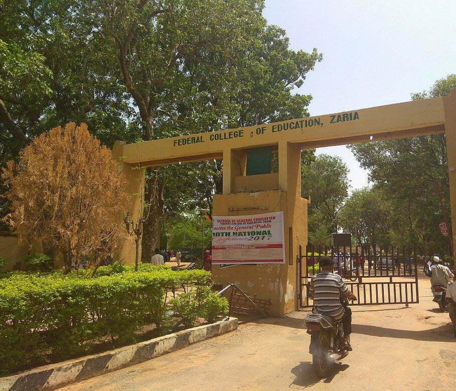 Affiliated universities of FCE Zaria