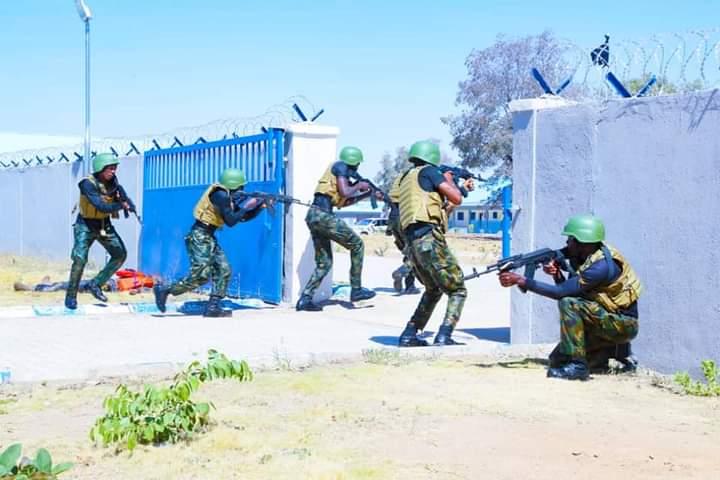 Nigerian Air Force training